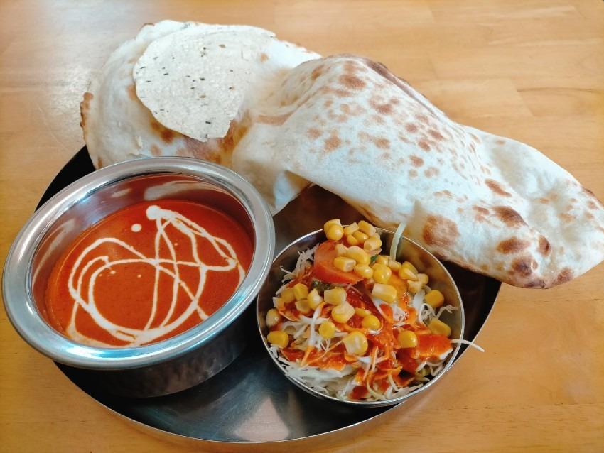 インド料理を楽しみたい方にはおススメ! 本場インド料理 ルパ 宮若店
