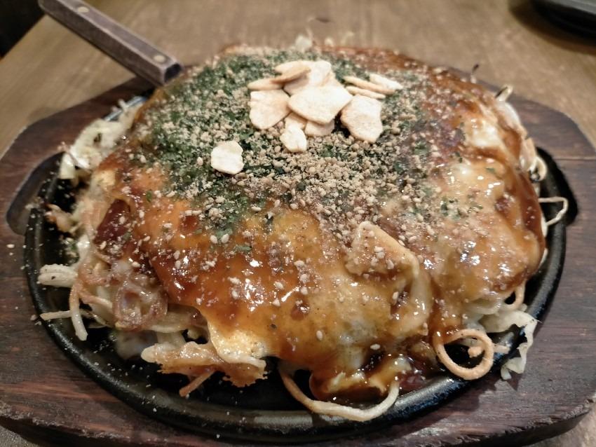 本格的な広島お好み焼きといえば言わずと知れたお店 広島のお好み焼き 心
