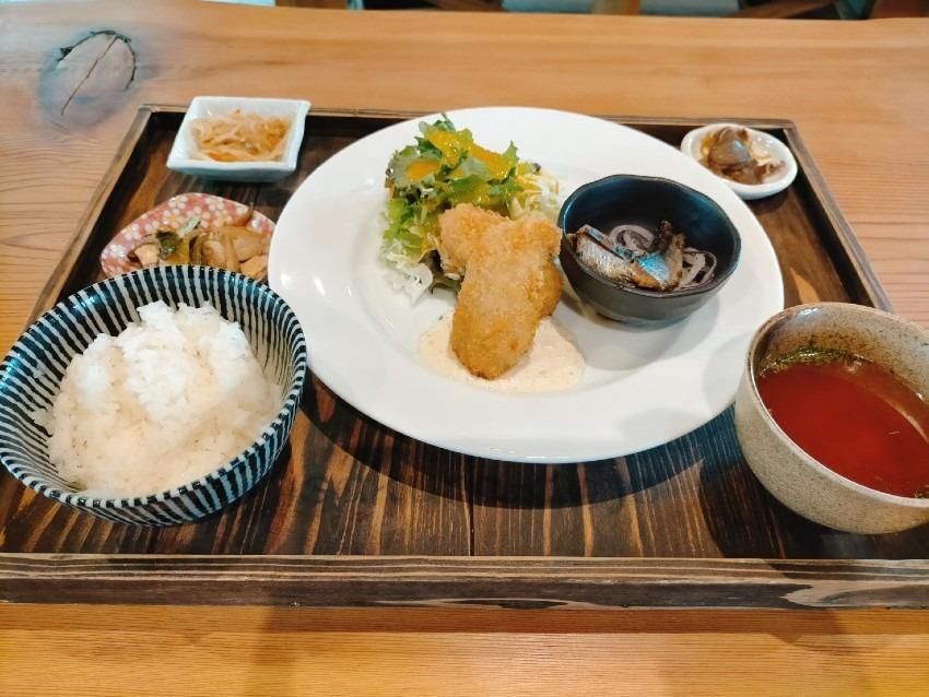 イタリアンシェフが作る和×洋のどちらも味わえる新しいスタイルの定食屋!食事処 桜道場